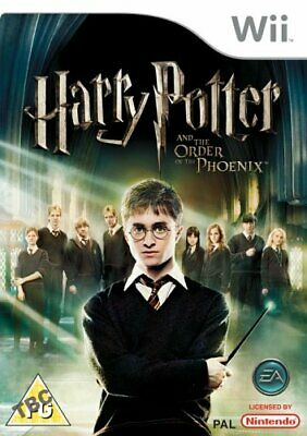 Harry Potter and the Order of the Phoenix (Wii) - Game  UKVG The Cheap Fast Free
