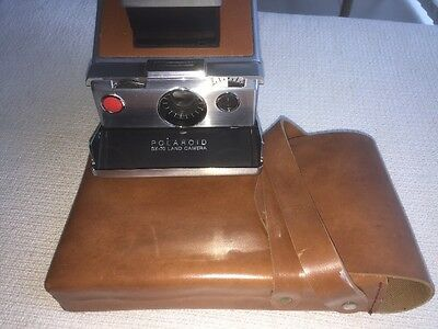 SX70 Camera Fully Working