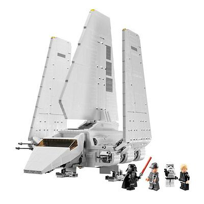 "IMPERIAL SHUTTLE - UCS -10212 - STAR WARS - ""Lego Compatibile"" - Darth Vader"