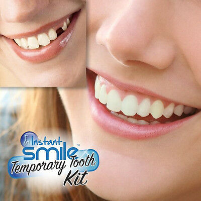 Billy Bob Instant Smile Replacement Tooth Acrylic Teeth Set of 10 Assorted Teeth