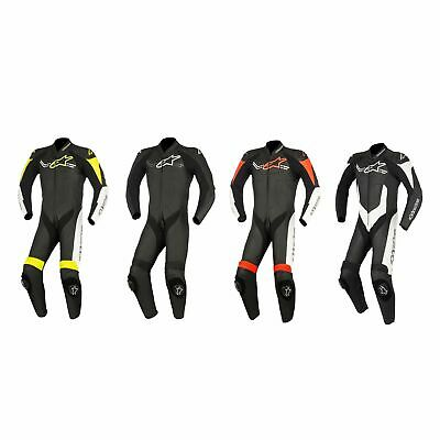 Alpinestars Challenger V2 1 One Piece Leather Motorcycle/Bike Riding Suit