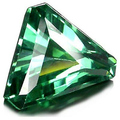 16.55  Ct. Green Color Amethyst Trill Russial Amazing