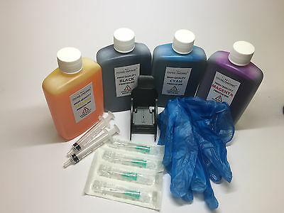 **Printer refill Kit** HP Deskjet 2542  Ink Cartridge Refill Kit  301XL 301 30