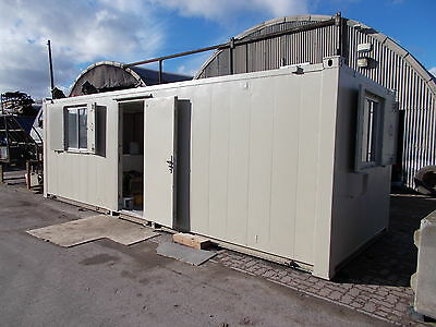24'x9' Site Office. Very good condition. Price includes vat @ 20%
