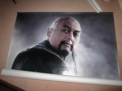 Pirates of the Caribbean Cinema Banner/Poster - VGC - NR4