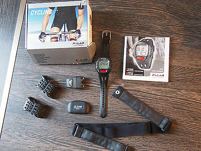 Polar S725X Cycling Heart Rate Monitor