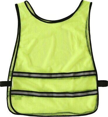 Trespass Visible Yellow Hi Vis Safety Vest Bib