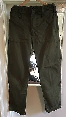 British Army Lightweight Trousers Olive Green Size 85/84/100