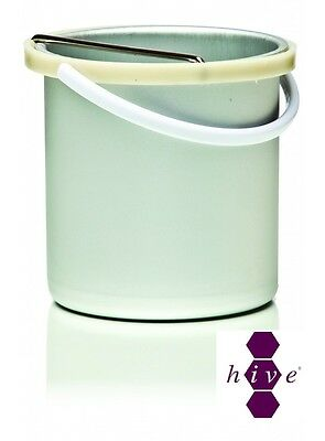 Hive Of Beauty Waxing Inner Heater Container 1 Litre With Scraper & Bar Handle