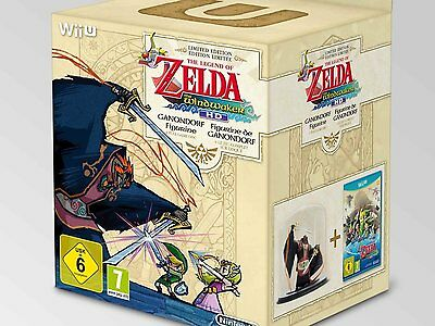 The Legend of Zelda: The Wind Waker HD Limited Ganondorf Edition U.K. PAL