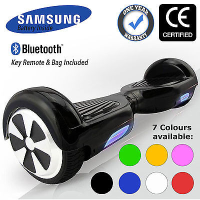 Self Balancing Electric Scooter Balance Hoverboard Two Wheel ~ Samsung Battery