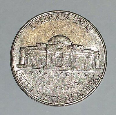 USA 5 cent Nickel coin