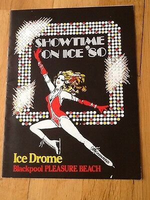 "Ice Drome, Blackpool - 1980 ""Showtime On Ice"" Skating Extravaganza"