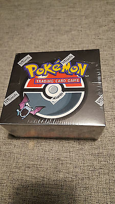 Pokemon Team Rocket Display Booster Box OVP sealed Englisch English Unlimited