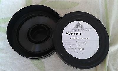 Bande Ou Film Annonce Avatar 35 Mm