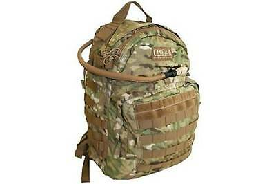 CamelBak MotherLode Rucksack LITE - British Army Military - Camouflage Bag - NEW