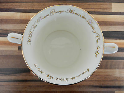 Royal Worcester Loving Cup For Birth Of Prince George 2013 BNIB William & Kate