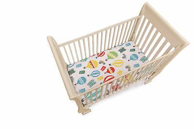 Sheets sets nursery bedding baby page 70 picclick where the polka dots roam world map explorer fitted crib sheet gumiabroncs Choice Image