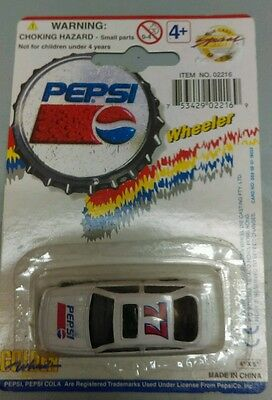 Vintage Promotional Pepsi Racing Car #77 Toy Cars