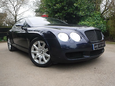 Bentley Continental 6.0 GT 2dr 2005 (05 reg), Coupe 80,000 MILES