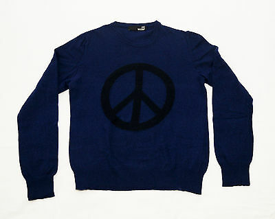 Mens LOVE MOSCHINO sweater jersey Size L