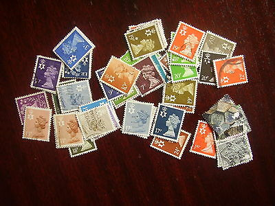 GB Regionals NORTHERN IRELAND SELECTION 60 Definitives all Used/Different.(FFF).