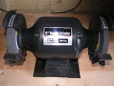 "6"" Heavy Duty Bench Grinder"