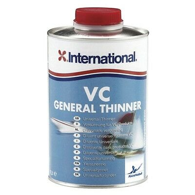 Diluant VC GENERAL THINNER Incolore 1L - INTYTA600-1