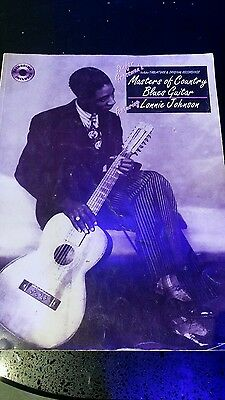 Masters of Country Blues Guitar: feat Lonnie Johnson... (tablature)
