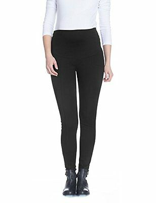 Nero (Schwarz (stretch limo 1390)) (TG. 48 IT (34W/33L)) Bellybutton - Jeggings