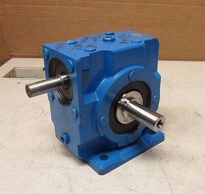 Renold M71047/1 Jpm17-H-2.2-L-30 Speed Reducer Gearbox 30:1 Ratio Size 17