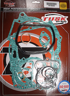 Tusk Complete Gasket Kit Top & Bottom End Engine Set Honda CRF100F XR100R 92-13