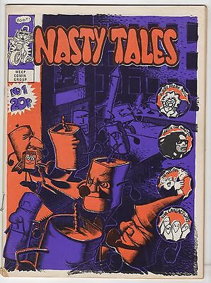 Nasty Tales #1   Rare   FN+