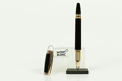 Montblanc Starwalker Red Gold Resin Line Roller Ball No.105652 NEU + OVP