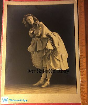 Ballets Russe Dancer In Costume  Photo