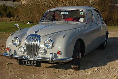 Daimler 250 V8. In excellent most original condition, drives superbly.
