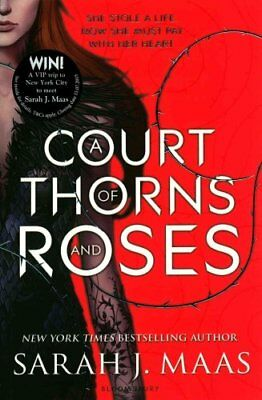 A Court of Thorns and Roses by Sarah J. Maas 9781408857861 (Paperback, 2015)