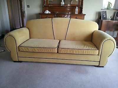 Two fabulous Art Deco Style Settees