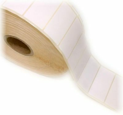 Blank White Self Adhesive Sticky thermal transferPrinter Labels 100X50mm 4x2inch