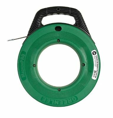 GreenleeStainless Steel Fish Tape # FTSS438-100 - NEW