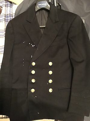 Royal Navy Officers No.5 Tunic - 1948 Dated - Same As WW2 Pattern