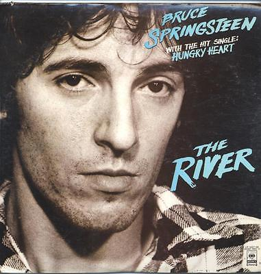 "Bruce Springsteen - The River - 12"" Vinyl Lp (Philippines)"