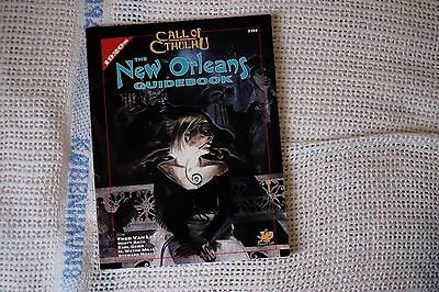 New Orleans Guidebook For Call Of Cthulhu 1920s
