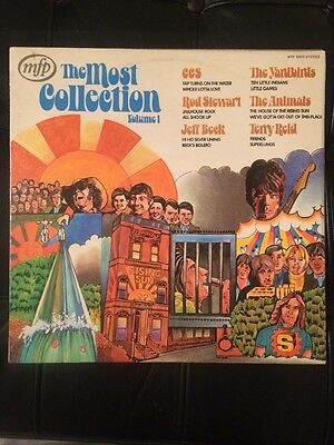 VARIOUS ARTISTS - THE MOST COLLECTION (VOLUME 1) -  LP - 1971 Excellent