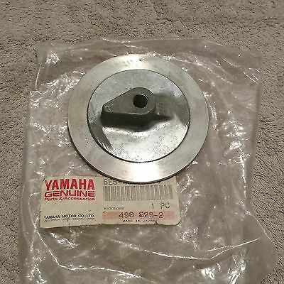Yamaha Anode 6E5-45371-10-00 Outboard Lower Unit
