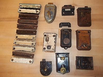 Antique Door Locks Hardware Latches