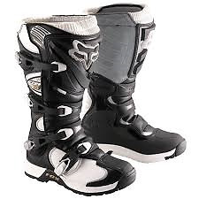 Fox Womens Comp 5 Boot Size 9