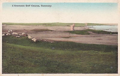 Guernsey  - Golf Course At L'ancresse - Unposted