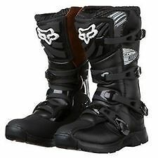 Fox Youth Comp 3 MX Boot Size 5
