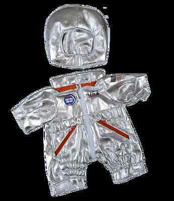 """Teddy Bear Clothes Astronaut outfit to fit 8"""" build a bear factory teddies"""